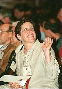 Harvard Hero Susan Simon