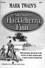 1960 edition of Huckleberry Finn