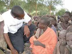 Jay Williams in Sudan