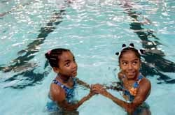 Blackstone Community Center Pool