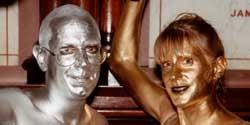 Photo of Jim Bredt and Isabelle Rosenberg