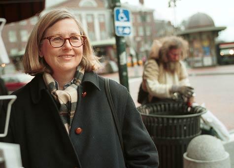 Photo of Margaret Crawford