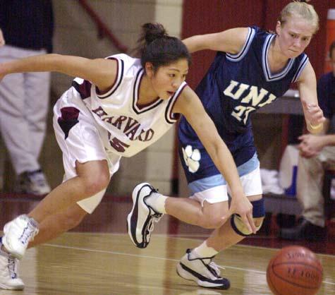 Jennifer Lee, Harvard womens' basketball