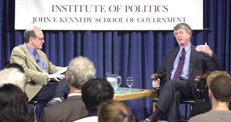 Alex S. Jones and Ted Koppel