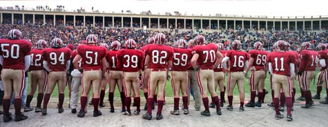Photo of Harvard Crimson football team
