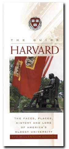 The 2000 edition of the Harvard Guide