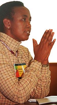Photo of Aloisea Inyumba