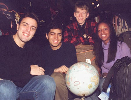 Photo of Marshall Scholars