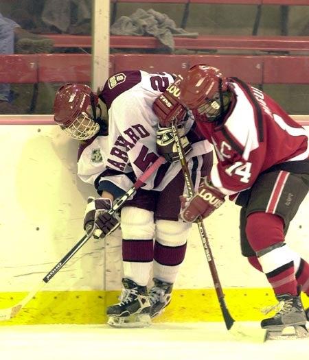 Harvard Womens' Hockey