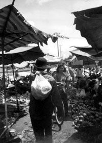 Vietnamese marketplace