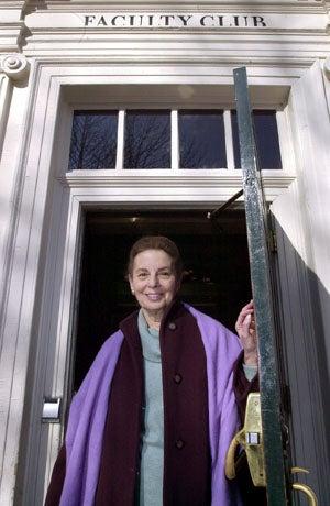 Photo of Dorothy Zinberg