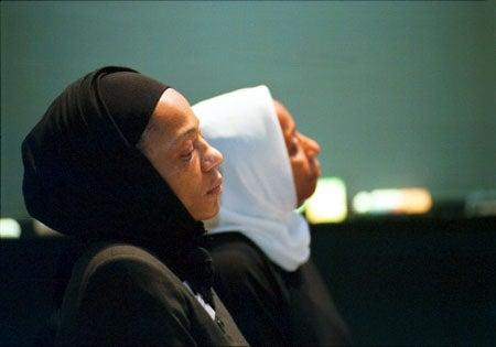 Zakia Mahasa and Zakiyyah Muhammad