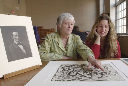 Marjorie Cohn and Maya Benton