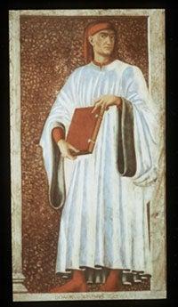 Portrait of Giovanni Boccaccio