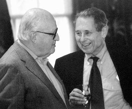 Henry Rosovsky and Jerome Kagan