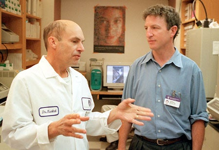 Louis M. Kunkel and Thomas Perls