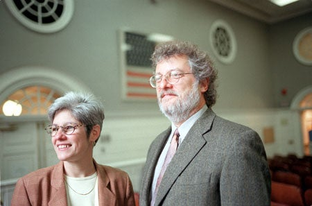 Judy Singer and John Willett
