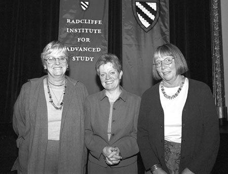 Jacquelynne Eccles, Jacquelyn James and Annemette Sorensen