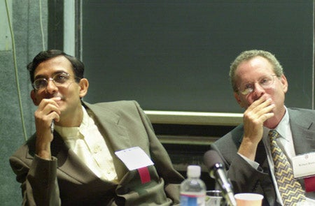 Abhijit Banerjee and Robert J. Barro