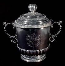 Harvard silver