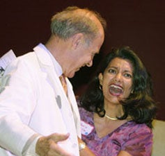 Dudley R. Herschbach and Nadia Halim