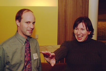 Daniel Simons and Susan Wright