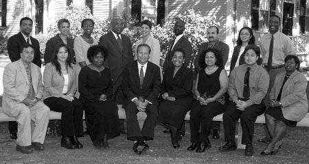 Administrative fellows
