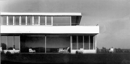 Richard Neutra's Windshield House