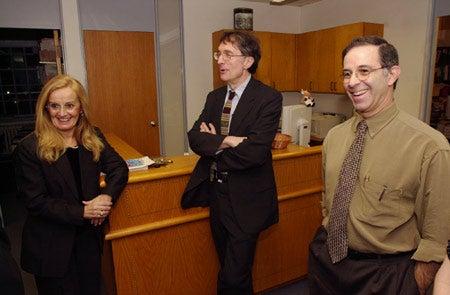 Rinaldi, Gardner and Seidel of Project Zero