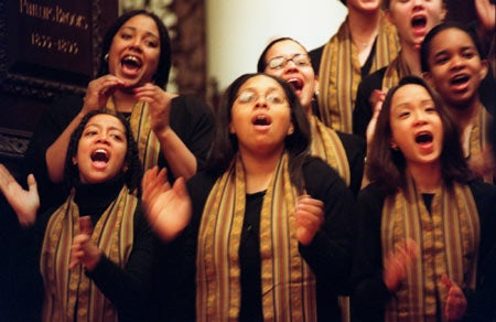 Kuumba Singers