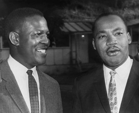 Charles V. Willie and Martin Luther King Jr.