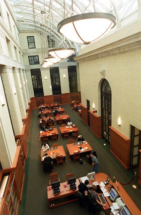 Phillips Reading Room