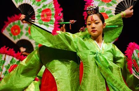 Chun-Sa Dance Troupe