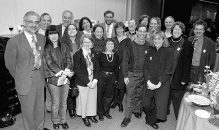 Celebration of Faculty and Staff authors