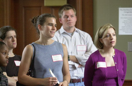 'Tutoring Plus of Cambridge' students and tutors