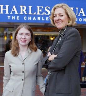 Laura E. Clancy and Ellen Goodman