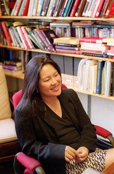 Eileen Cheng-yin Chow