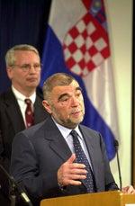 President Stjepan Mesic