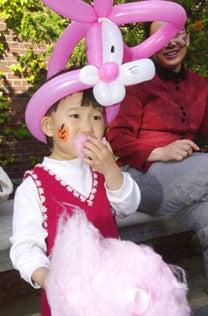 Mingfei Wang at Springfest