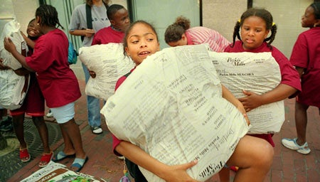 Kids at First Baptist Church