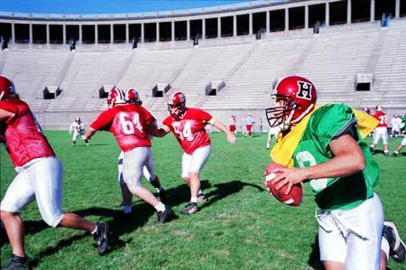 Quarterback Neil Rose