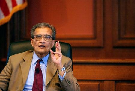 Nobelist Amartya Sen