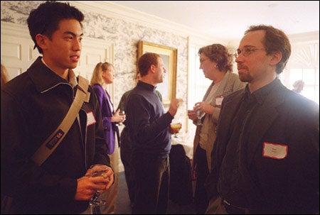 Dennis Chira and Mark Gaipa