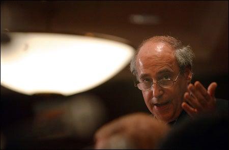 The Hon. Dan Glickman