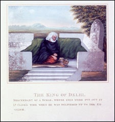 'The King of Delhi'