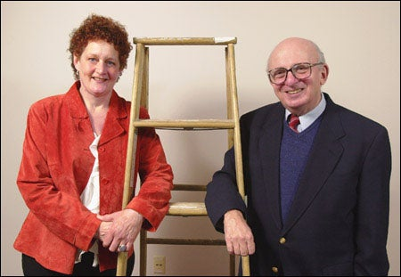 Lydia Cummings and Henry Ehrenreich