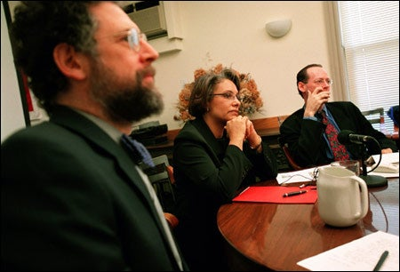 Michael Reich, Mildred Trouillot Aristide, Paul Farmer
