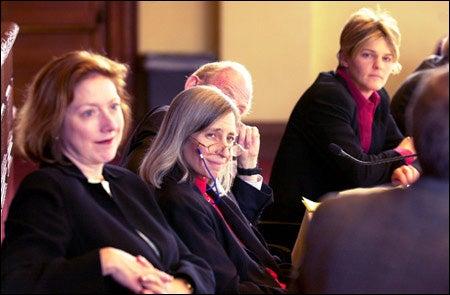 Kathleen Sullivan, Martha Minow,  and Jody Freeman