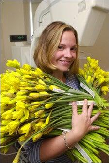 Champion daffodil seller