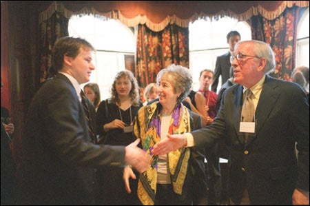 Oliver Harper, Harriet and Paul Weissman